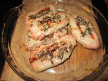Pork Saltimbocca 004