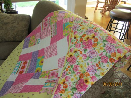 Lady Bug quilt