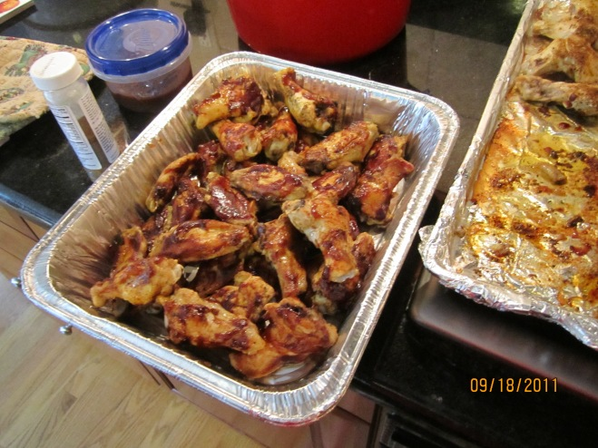 Game Day Wings 021