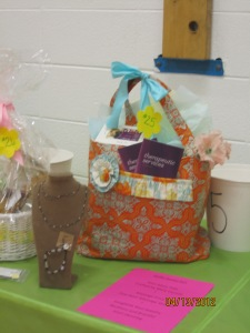 2012 Miss Mary Shopper Donation