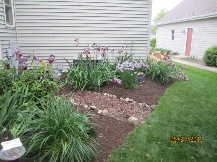 2012 Purple Garden After