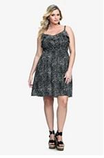 2013 fashion Torrid dress