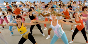 2013 exercise wear 1980s