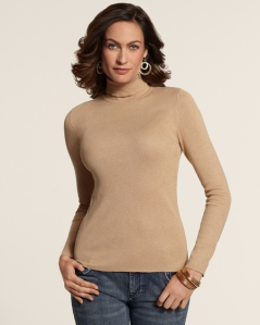 2013 chico's turtleneck