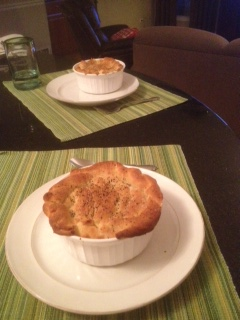 how to cook chicken pot pie from costco