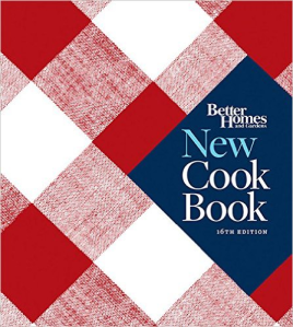 2016 BHG new cook book 16th edition