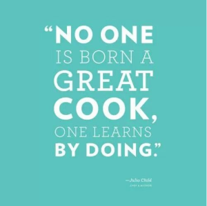 2016 Learning to Cook