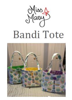 2016 Bandi Tote Cover