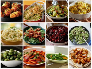 Food Network 90+ sides for Thanksgiving