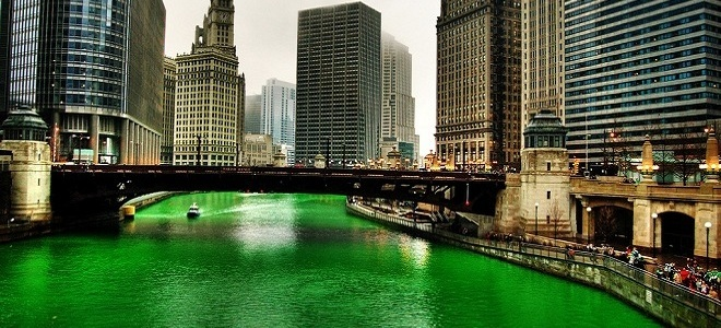 2016 Chicago river