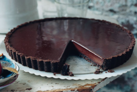 2016 Chocolate tart